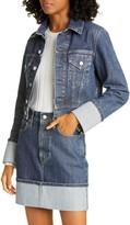 Helmut Lang Little Denim Trucker Jacket