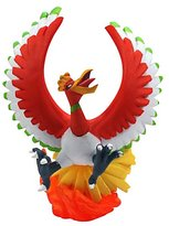 Nintendo Pokemon HeartGold Version Limited Collector's Edition Legendary Ho-Oh Figurine DS)