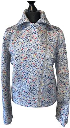 Erdem Blue Cotton Jackets