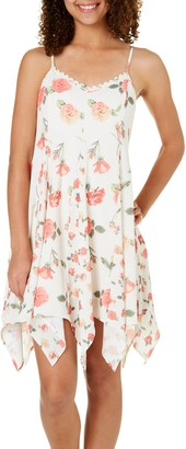 Taylor & Sage Women's Floral Dress with Godets