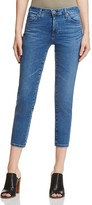 AG Jeans Prima Crop Cigarette Jeans in Hiatus