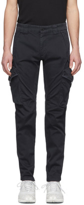 C.P. Company Navy Ergonomic Fit Cargo Pants