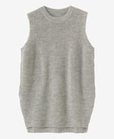 Toast Fisherman Rib Wool Vest
