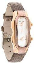 Philip Stein Teslar Mini Dual Time Watch