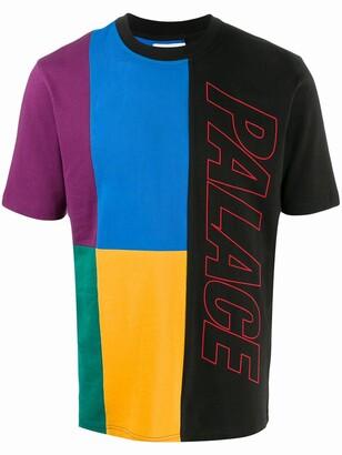 Palace Flaggin print T-shirt