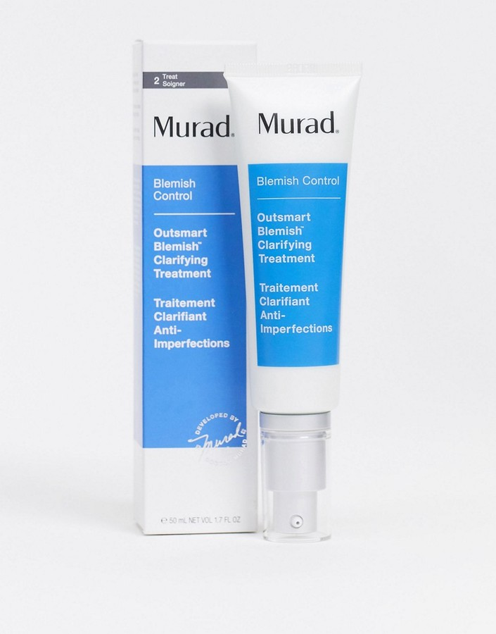 Thumbnail for your product : Murad Blemish Control Outsmart Blemish Clarifying Treatment Serum 50ml-No colour