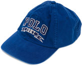 Polo Ralph Lauren logo cap - men - Cotton - One Size