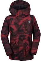 Volcom VS Hooded Insulated Jacket
