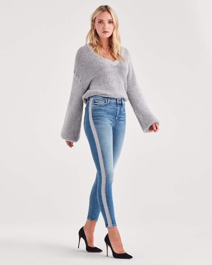 36602ccd6e High Waist Vintage Skinny Jeans - ShopStyle Canada