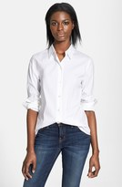 Theory Women's 'Tenia' Cotton Blend Blouse