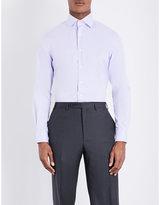 Corneliani Slim-fit Single-cuff Cotton Shirt