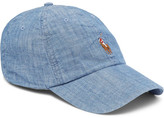 Polo Ralph Lauren Cotton-chambray Baseball Cap - Blue