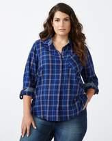 Penningtons d/c JEANS Cotton Plaid Shirt