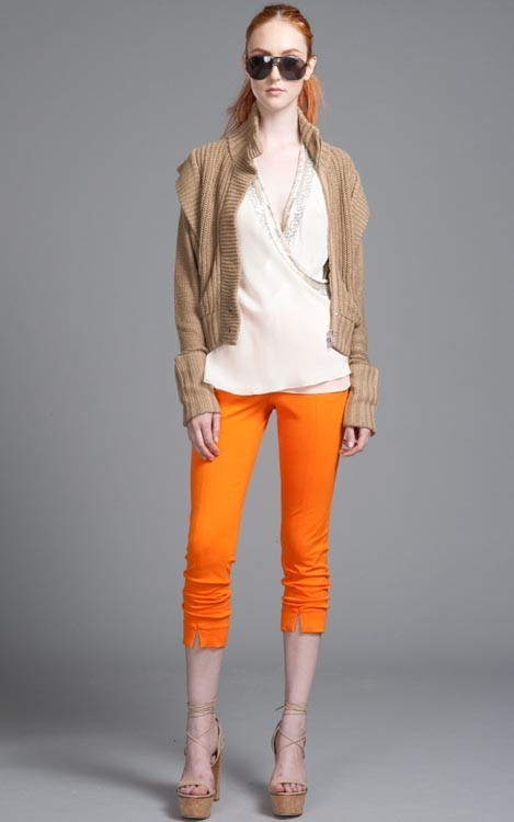 Tracy Reese Slim Pant