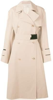 Nina Ricci Sable trench coat