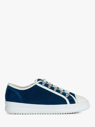Geox Women's Pontoise Lace-Up Trainers
