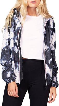 O8 Lifestyle Mel Printed Unisex Full Zip Jacket