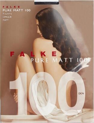 Falke Pure Matt 100 Tights