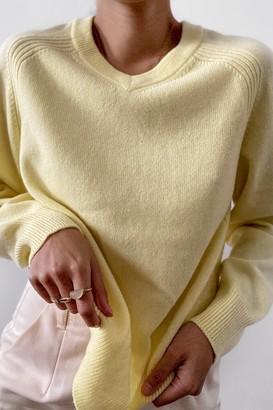 Thakoon High V-Neck Sweater
