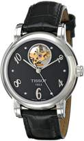 Tissot Women's T0502071605700 Heart Automatic Open Dial Watch