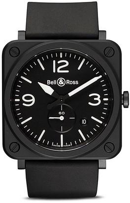 Bell & Ross BR S Black Matte Ceramic 39mm