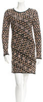 Missoni Wool Patterned Dress