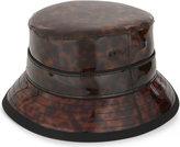 Givenchy Tortoiseshell Print Bucket Hat