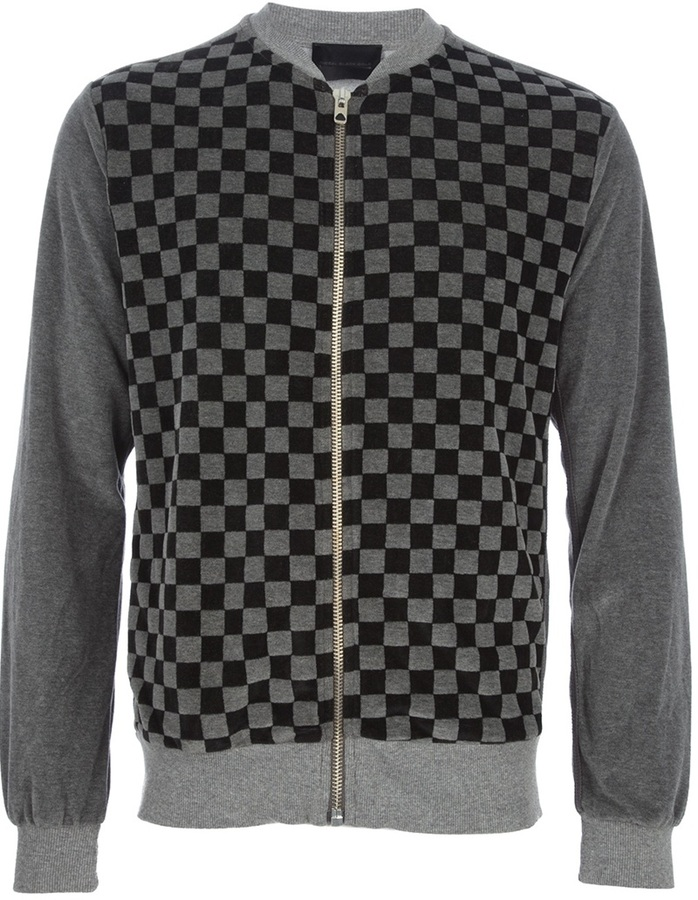 Diesel Black Gold checkered jacket