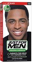 Just For Men Original Formula Men's Hair Color, Jet Black (Pack of 3)