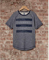 Express one eleven hope double knit t-shirt