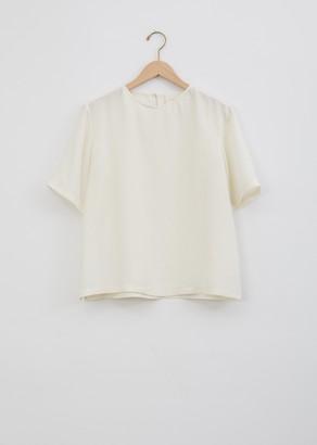 La Garçonne Moderne Silk Didion Blouse