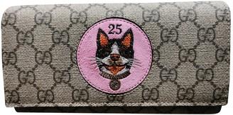 Gucci Multicolour Cloth Wallets