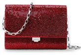 Michael Kors Yasmeen Small Swarovski Crystal Clutch