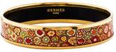 Hermes Narrow Enamel Bracelet