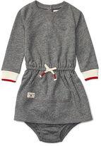 Ralph Lauren Fleece Dress & Bloomer