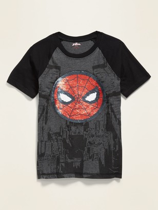 Old Navy Licensed Pop-Culture Visual Effects Graphic Tee for Boys