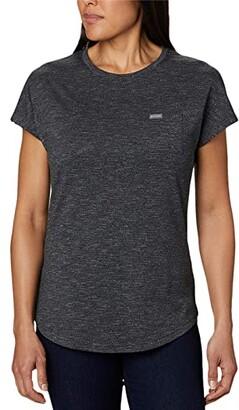 Columbia Cades Cape Tee (Black) Women's T Shirt