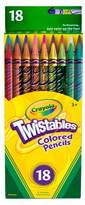 Crayola Twistable Colored Pencils 18ct
