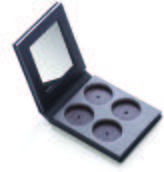 MUD 4-Hole Eye Colour Refillable Palette