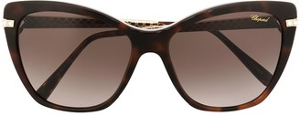 Chopard Eyewear Cat Eye Sunglasses