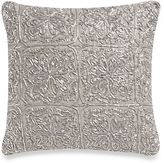 Wamsutta Mills Vintage Cotton Cashmere 12-Inch Square Throw Pillow in Oatmeal