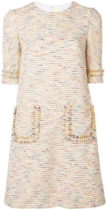 Talbot Runhof Tween Shift Dress