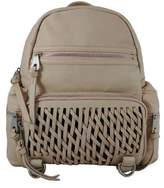 Joelle Hawkens Santa Monica Leather Backpack