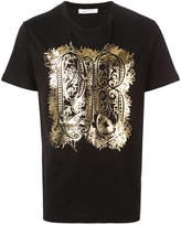 Pierre Balmain ornate logo T-shirt