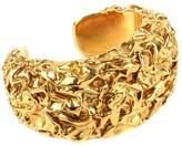 Chanel Textured Vintage Bracelet