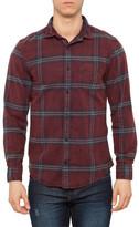 R & E RE: Long Sleeve Check Shirt