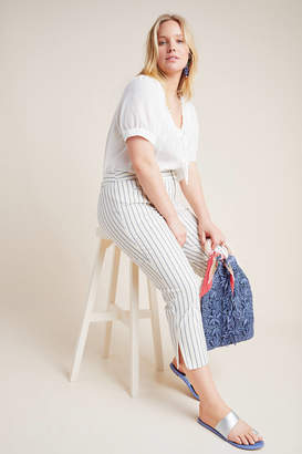 Anthropologie Essentials By The Essential Capri Trousers