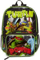 LICENSED PROPERTIES Teenage Mutant Ninja Turtles Backpack and Lunchbox