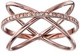 Michael Kors Brilliance Criss Cross Ring