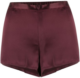 La Perla Silk Sleep Shorts